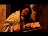 Вручение памятного альбома Наталье Орейро