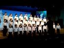 отчетный концерт 2015