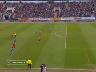 Зенит-Локомотив 1:0 ( Гол Быстрова)