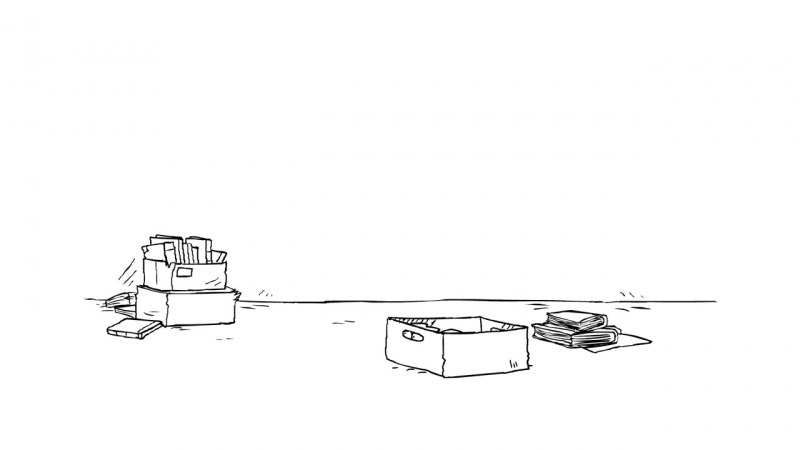 08. Кот Саймона - Коробка