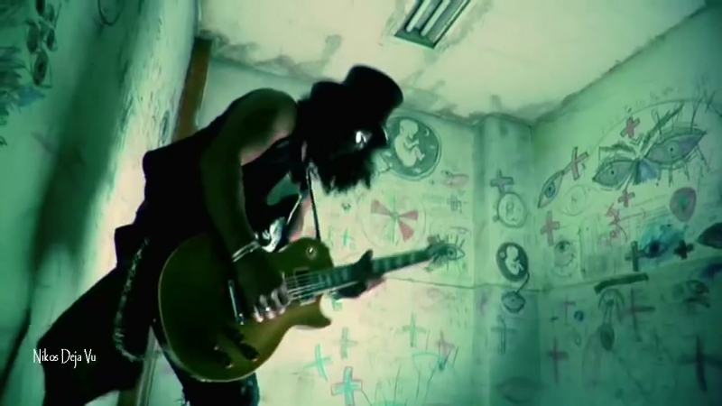 Nikos Deja Vu - Alice Cooper and Slash - Along Came A Spider (The Full Movie)
