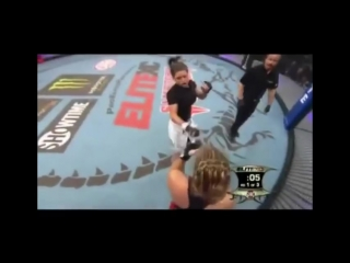 Девушка боец Gina Carano -Чемпионка мира MMA ( 480 X 854 )