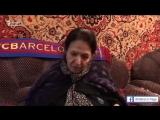 Barselona fanati azeri nene mesi