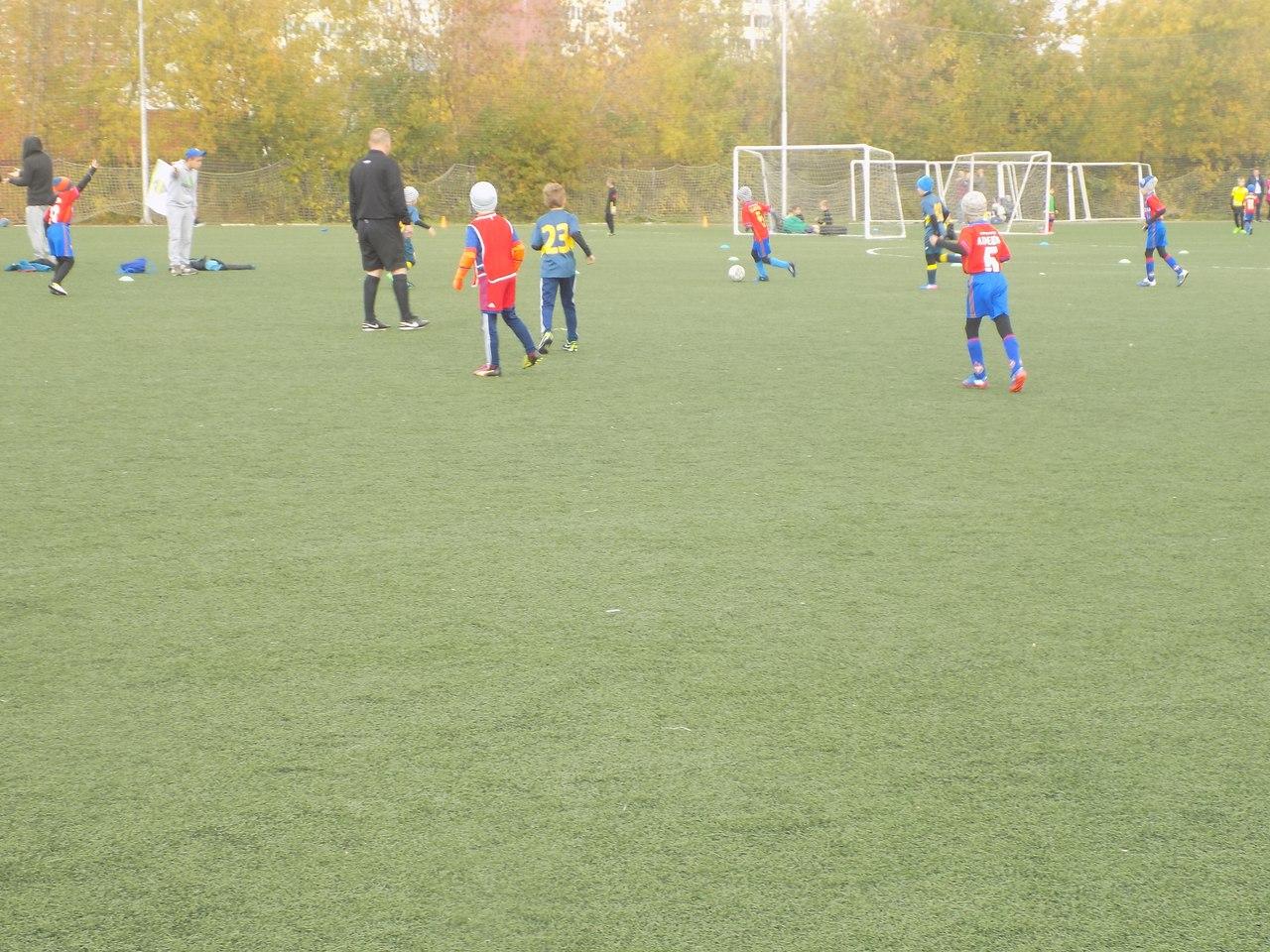 Итоги второго игрового дня турнира по футболу среди детских команд 2009 г.р.