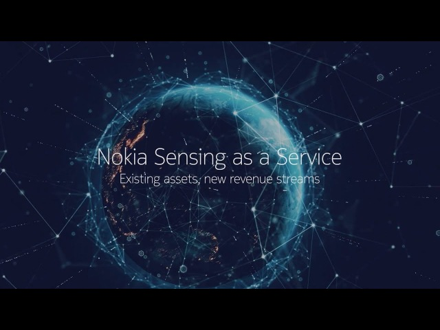Sensing as a Service - existing assets, new revenue streams