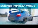 Subaru Impreza WRX STI. За рулем мечты/ Test Subaru Impreza WRX STI