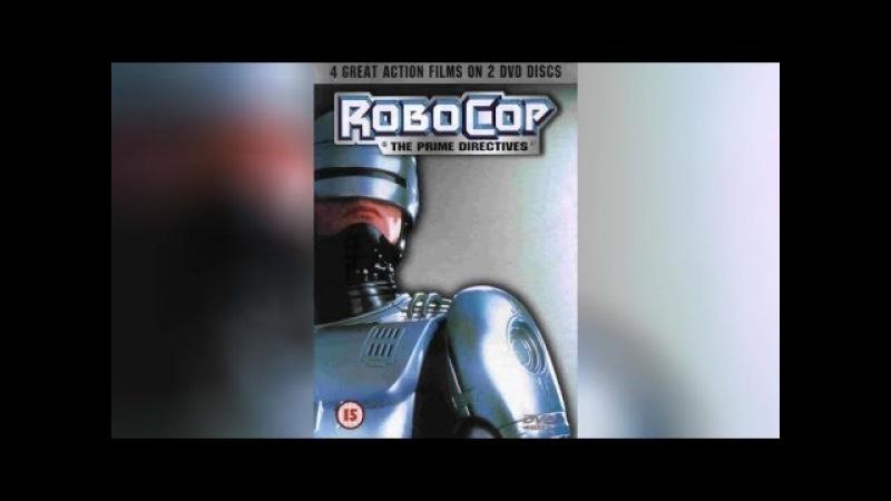 Робокоп возвращается Крушение и ожог Серия 4 2001