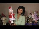 Анонс МК Упаковка для шампанского Дед Мороз