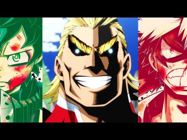 Boku no Hero Academia「 AMV 」 - All Might vs Midoriya Bakugou [Full Fight]