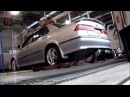 Honda Accord CF4 SIR Dynostand