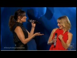 Idina Menzel &amp Kristen Bell - When We're Together Disney's Magical Holiday Celebration 2017