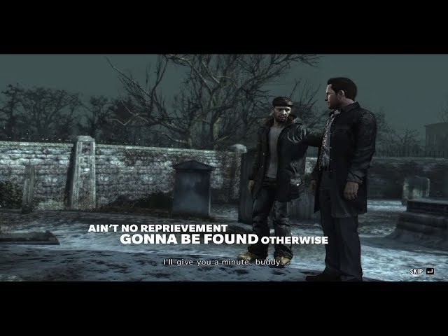 Max Payne 3 - Ain't No Reprievement Gonna Be Found Otherwise (Level 8)