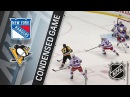 01/14/18 Condensed Game: Rangers @ Penguins