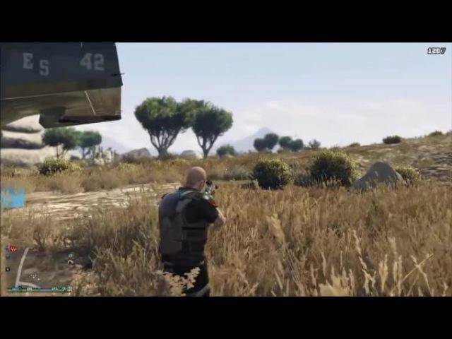 GTA Online на PS4, XB1 и ПК: Бесплатные Спец Патроны (Патч 1.42)