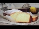 Творожно лимонный кекс Cottage cheese and lemon cake