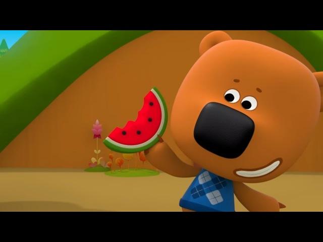 Мультики для детей - Ми-ми-мишки - Новые серии! Сказка про репку