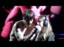 Goodbye Angels With Everly Bear son of Anthony Kiedis Riga Latvia 2017 Red Hot Chili Peppers