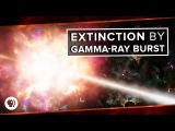 Extinction by Gamma-Ray Burst Space Time