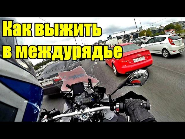 Междурядье. Опыт настоящего мотоциклиста.