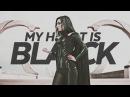 My heart is black thor ragnarok hela