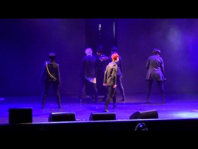 161119 t.killa Infinite (인피니트) - BTD (Before the Dawn) (Idolcon 2016)