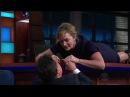 Kate Winslet y Colbert arreglan el final de Titanic