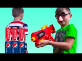 Bad Baby Drink Coca Cola Prank Johny Johny YES Papa Nursery Rhymes Song Playground for kids