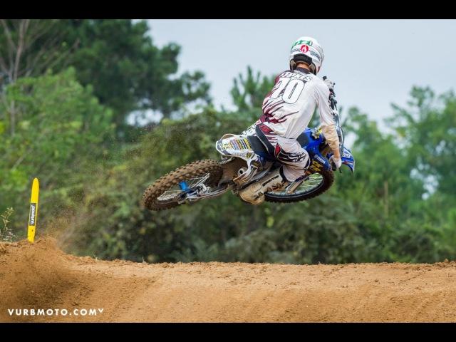 2014 Silver Dollar Vurb Classic: Alias MX Freemix 125cc Uncut- vurbmoto