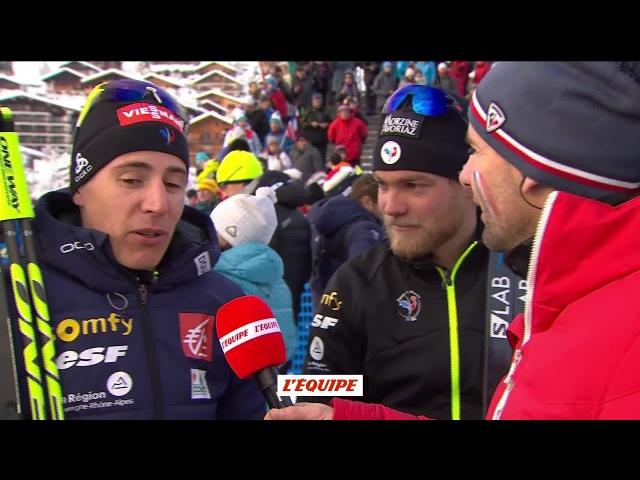 Biathlon - CM (H) - Le Grand Bornand : Antonin Guigonnat «Un truc de fou !»