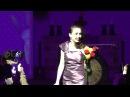 Антонина Левичинская и розы - Мystic Valentine's Organ Concert Посвящение в Тайну Любви