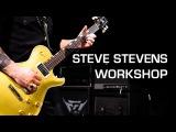 Steve Stevens - Riffs, Chords &amp Warm Up