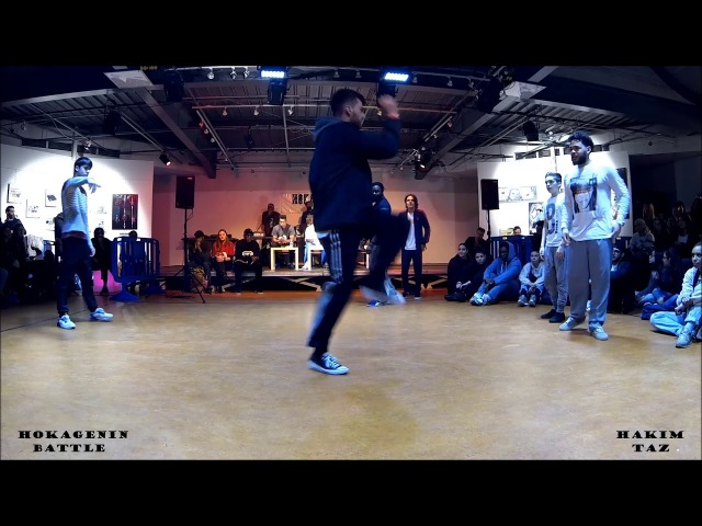 HOKAGENIN BATTLE 2018 I QUART DE FINALE POP YZ FAMILLY Yanka Hugo vs UNSTABLE CREW Benten Fl