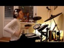 2013.12.20 System of a down - Toxicity, drum cover, Julia Ciesielska