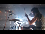 Norma Jean - Coffinspire Clayton Holyoak Drum Video Live HD