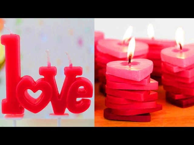 16 DIY Projects for Valentine's Day! Decorating ideas for a Sweet Room