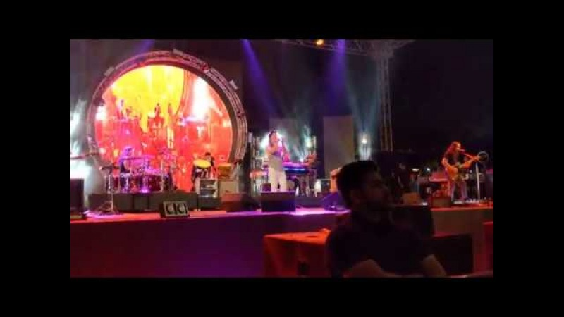 Incubus - Drive - Live in Pune 11-Feb-18