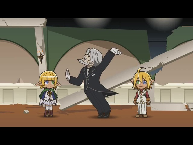 Sebas's Dance (AMV, Overlord: Pure Pure Pleiades, Владыка: Пле-пле-плеяды, Pendulum - Tarantula)