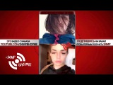 Kizaru со своей девушкой и 044 Rose о музыке, смотрят клипы 3.01.18