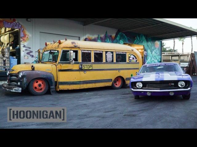 [HOONIGAN] DT 192: Twin Turbo Short Bus 800hp 69 Camaro