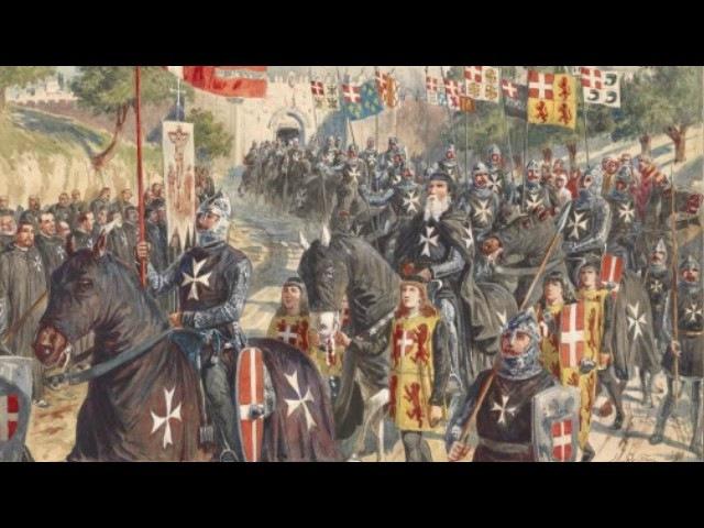 Мальтийский орден (рассказывает историк Олег Барабанов)