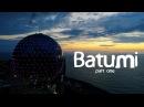 Batumi Батуми ბათუმი 4K باتومي Part 1