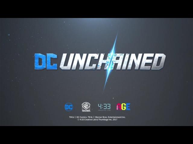 [Обновление] DC Unchained - Геймплей | Трейлер