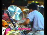 Zakir Hussain &amp Trilok Gurtu (L.Shankar &amp J.Garbarek went out on start of video) Live (