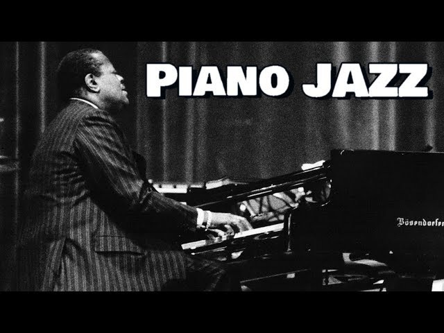 ▶️ SOFT PIANO JAZZ [ Smooth Instrumental Background Music ] Relaxing Jazz Playlist Best Mix