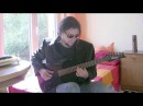 Fragile cover by Jan Laurenz on ibanez RG 1820 piezo and roland loop station