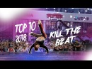 TOP 10 KILL THE BEAT 2018 🎵🔥 INSANE MUSICALITY PAAW