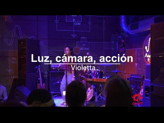 Violetta Luz, cámara, acción » Freewka.com - Смотреть онлайн в хорощем качестве