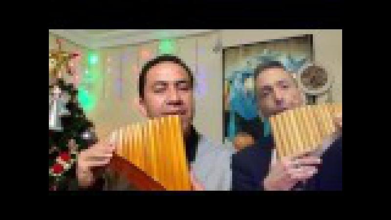 FELIZ NAVIDAD - Alex B. J.K. du Dramont - Panflöte - instrumental - Panflötenmusik - Panflute