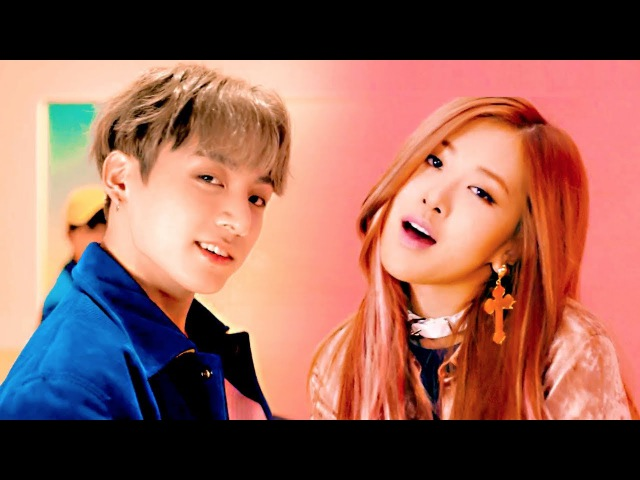 BTS BLACKPINK - DNA X 휘파람 WHISTLE (MASHUP)