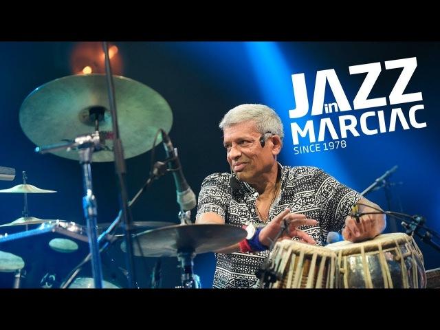 Paolo Fresu Omar Sosa Trilok Gurtu @Jazz_in_Marciac 2015